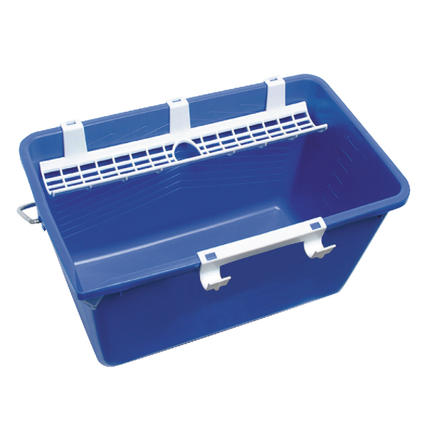 Unger 18 Litre Bucket Blue (Suitable for 350mm squeegees and scrubbers) 94543D