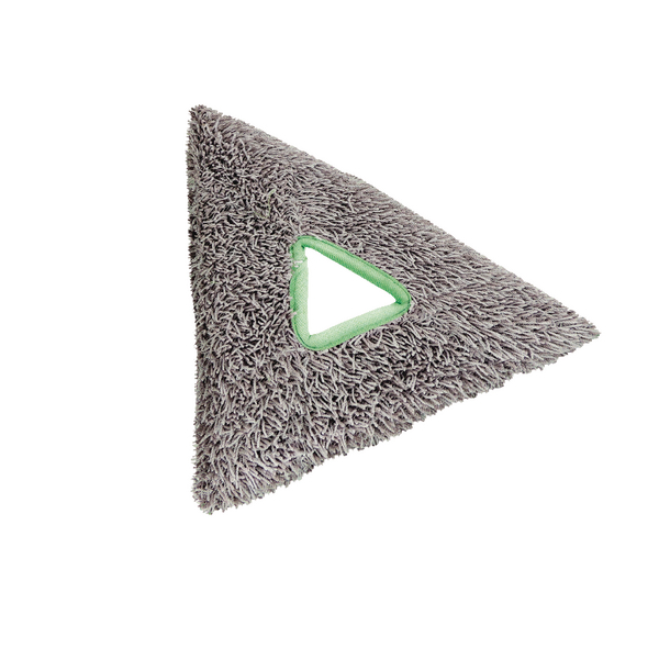 Unger Stingray Deep Clean Glass Cleaning Microfibre TriPad (Pack of 5) SRPD2