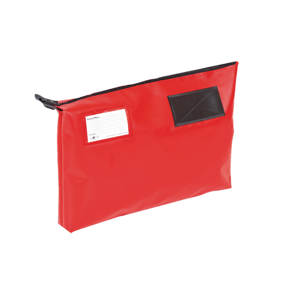 GoSecure Mail Pouch Red 470x336x76mm GP2R