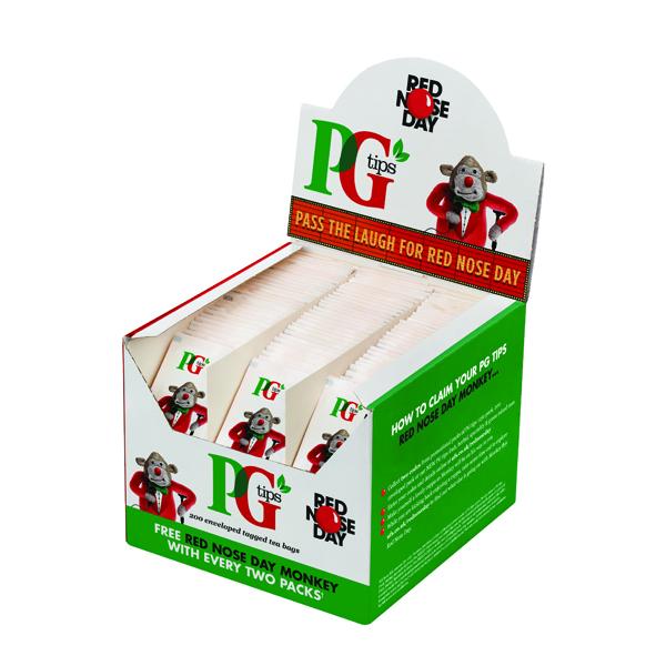 PG Tips Envelope Tea Bag (Pack of 200) 15919699