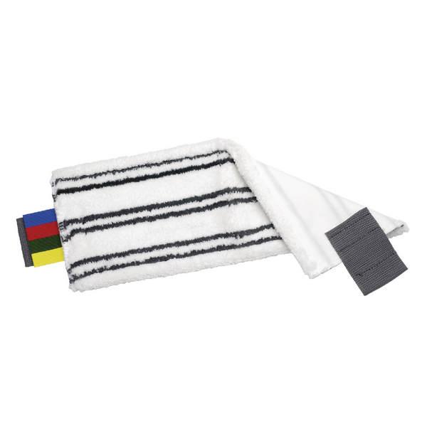 Vileda Microlite Microfibre Mop Pad With Assorted Tags 116480