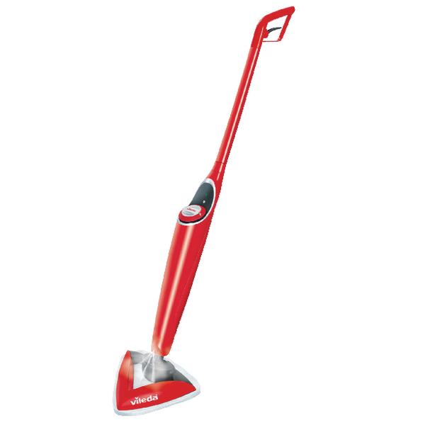 Vileda 100 Degree Hot Spray Mop Red 146573