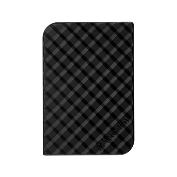 Verbatim Store n Go Portable HDD GEN 2 USB 3.0 2.5in 5TB Black 53227