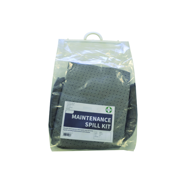 Maintenance Spill Kit 15L (Quick response kit for small spills up to 15 Litres) 1011043