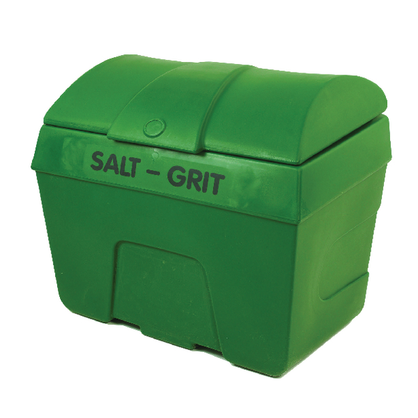 Winter Salt and Grit Bin 400 Litre No Hopper Green 317069