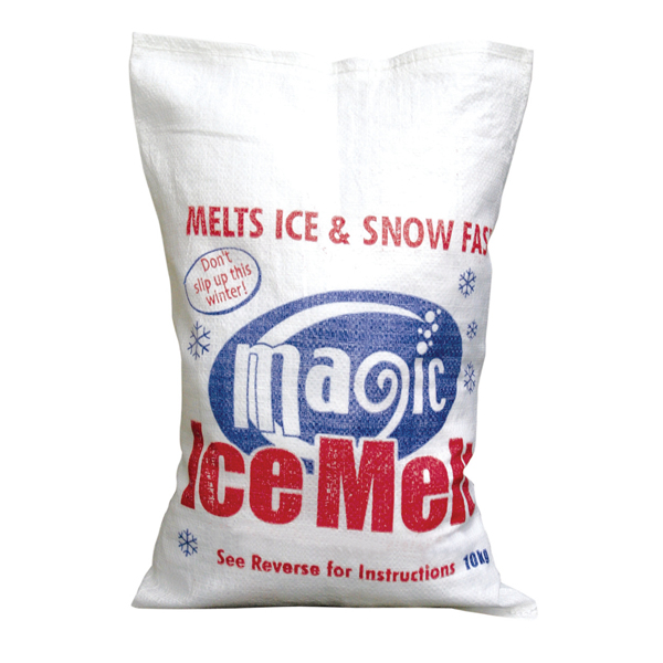 Image for Magic Ice Melt De-Icer Crystals 10kg Bag 357456