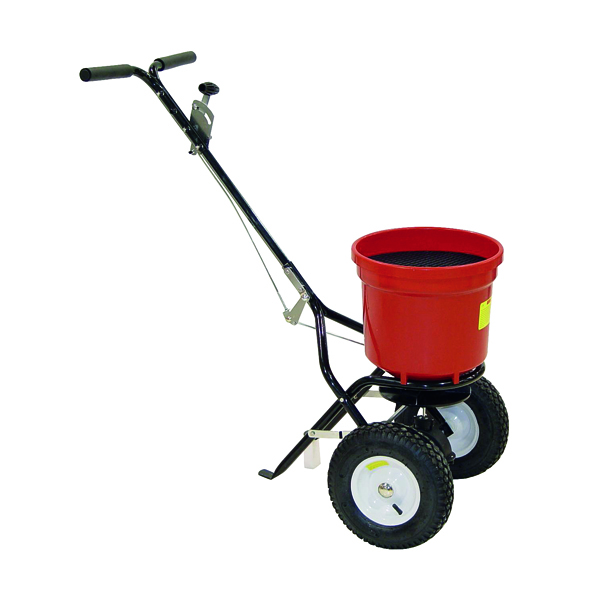 Mobile Salt Spreader 22kg Capacity 380944