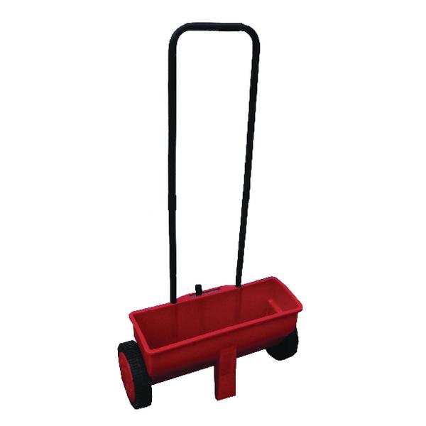Image for Red 12kg Winter Salt Spreader 383681