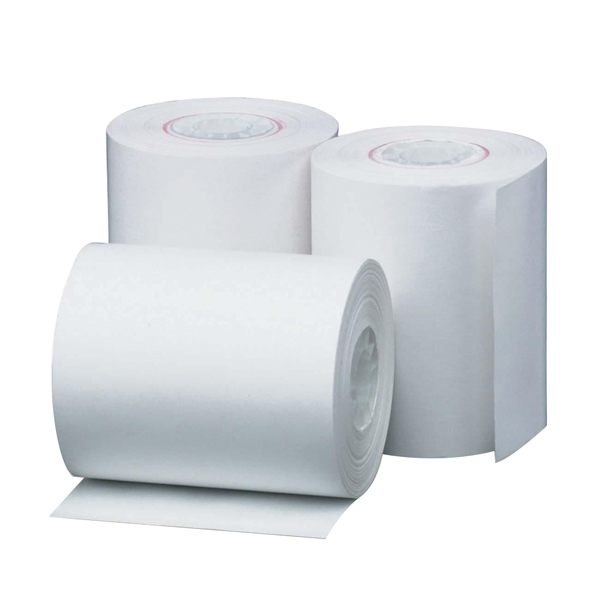 Image for White Thermal Roll 57x30x12mm (Pack of 20) THM5730mm (0)