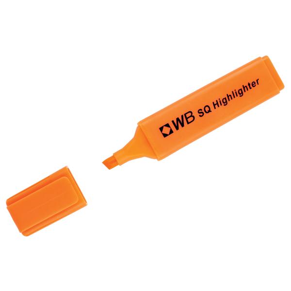 Orange Hi-Glo Highlighter (Pack of 10) HI2717 819135