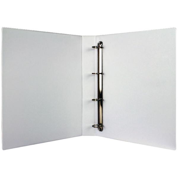 White 25mm 4D Presentation Binder (Pack of 10)