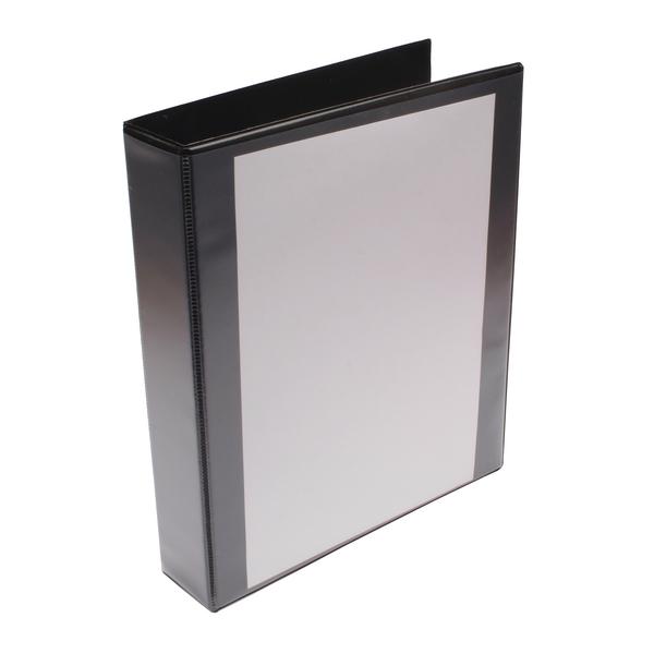 Image for Black 40mm 4D Presentation Ring Binder (Pack of 10)