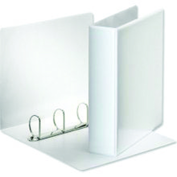 White 50mm 4D Presentation Binder (Pack of 10) WX01333
