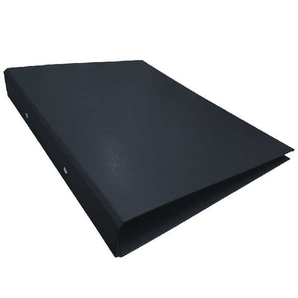 10 x Black A4 2-Ring Ring Binder (25mm capacity)