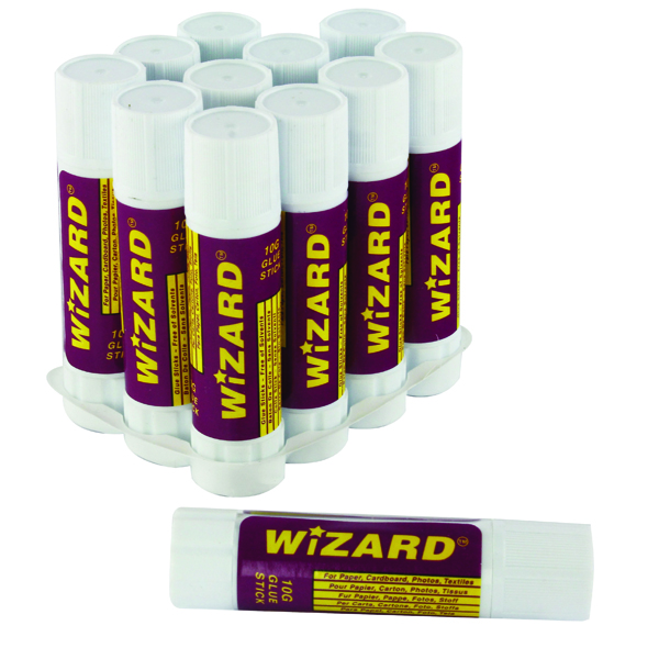 Image for Small Glue Stick 10g (Pack of 12)