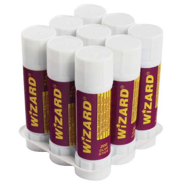 Medium Glue Sticks 20g (Pack of 9) WX10505