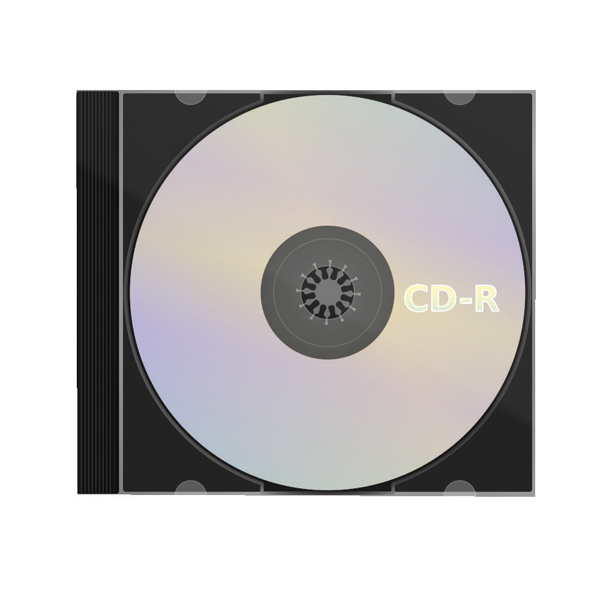 Image for CD-R Slimline Jewel Case 80min 52x 700MB