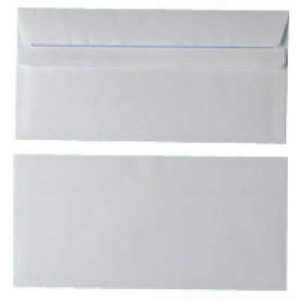Envelope DL 80gsm Self Seal White (Pack of 1000)