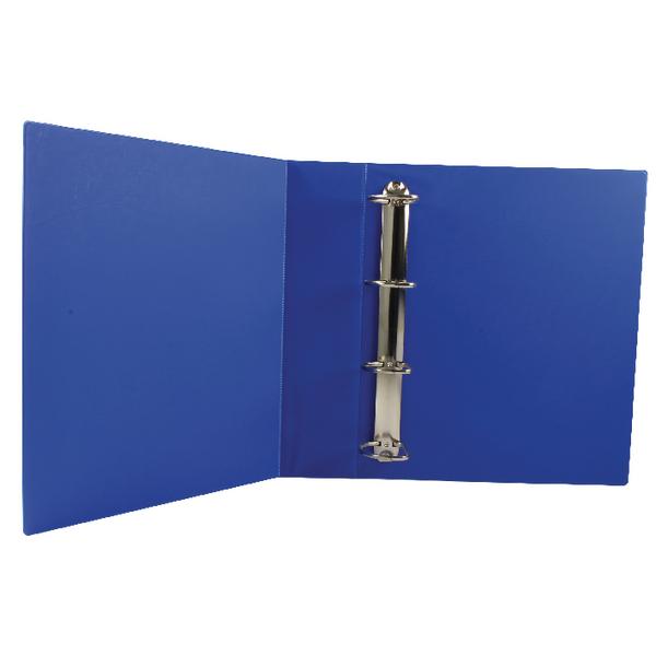 Blue 50mm 4D Presentation Ring Binder (Pack of 10)