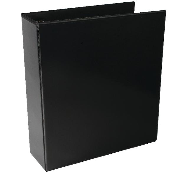 Image for Black 65mm 4D Presentation Ring Binder (Pack of 10)