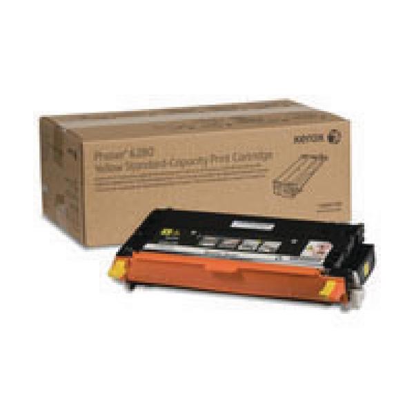 Xerox Phaser 6280 Yellow Toner Cartridge 106R01390