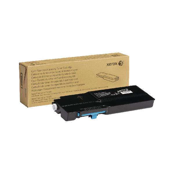 Xerox VersaLink C400/C405 Standard Capacity Cyan Toner Cartridge 106R03502