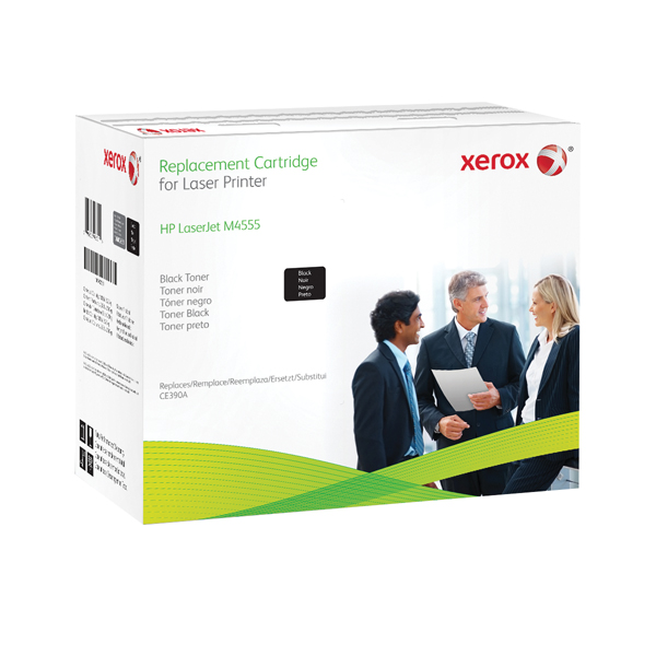 Xerox Compatible Laser Toner Cartridge Black CE390A 106R02631