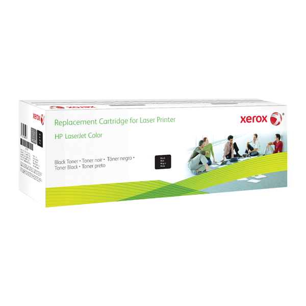 Xerox Compatible Laser Toner Cartridge Black CE410X 006R03014