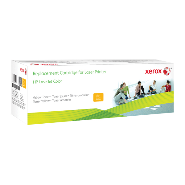 Xerox Compatible Laser Toner Cartridge Yellow CE402A 006R03011