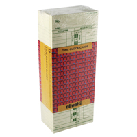 Image for Olivetti Time Cards For Olivetti GBL2010
