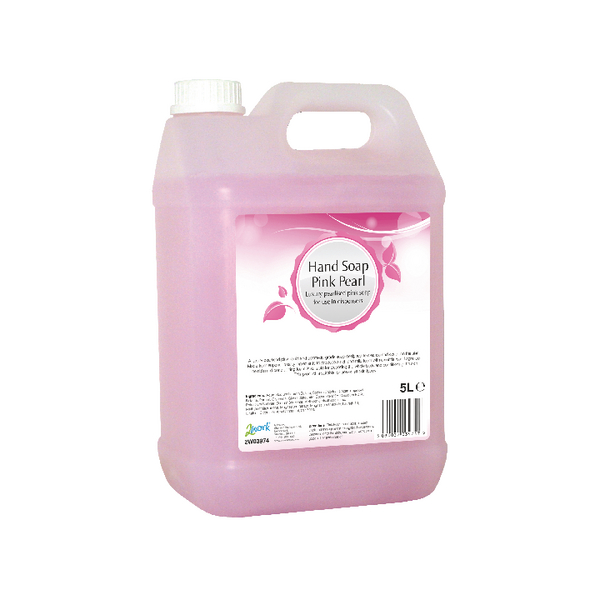 Image for 2Work Pink Pearl Hand Soap 5 Litre