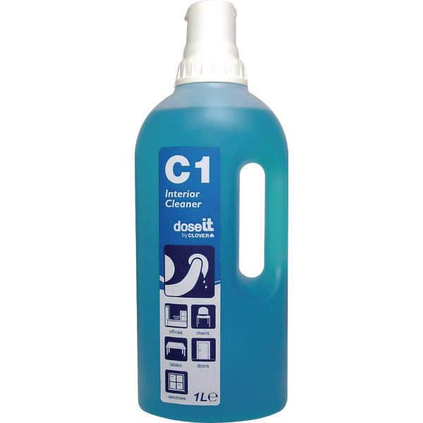 DoseIT C1 MultiPurpose Cleaner 1 Litre (8 Pack)