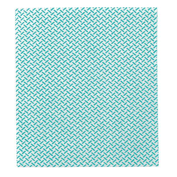 2Work Med Weight Cloth 38x40cm Green (Pack of 5) CCGM4005I