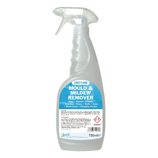 Image for 2Work Mould and Mildew Cleaner 750ml