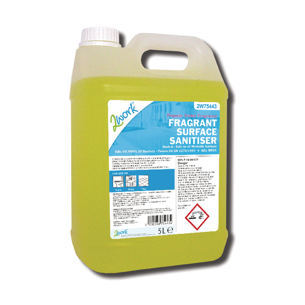 Bactericidal multi-surface cleaner 5L
