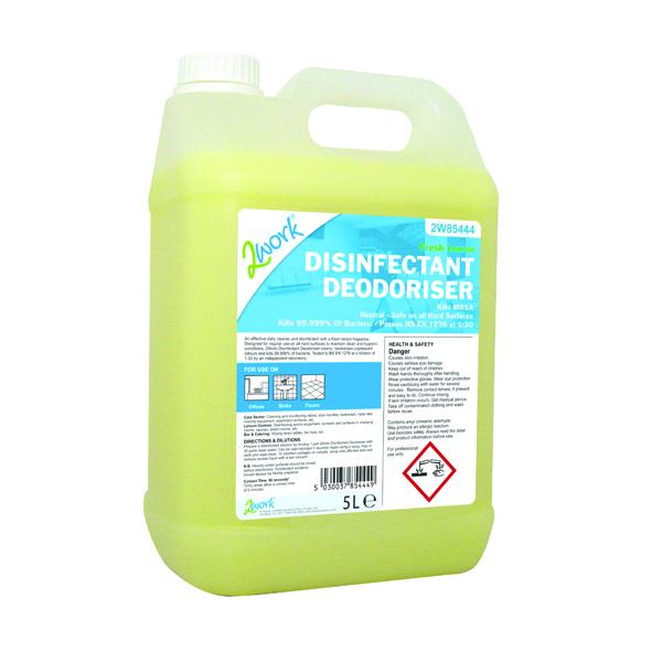 Bactericidal deodoriser 5L 202