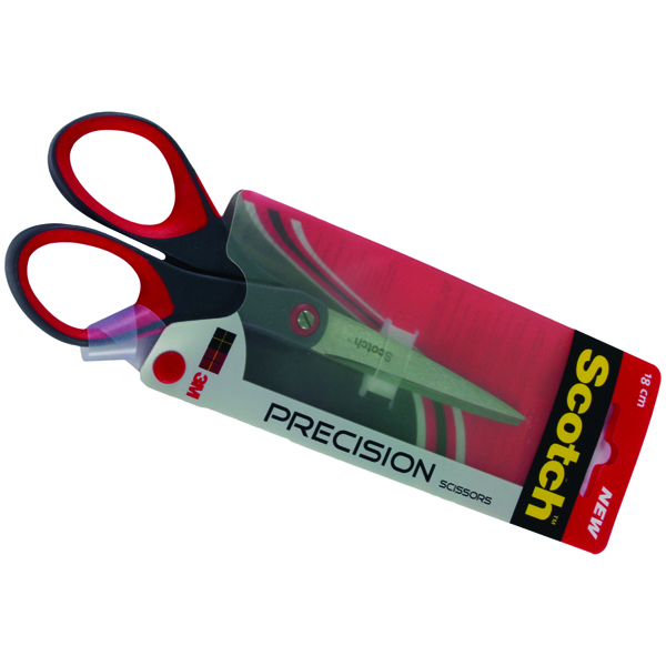 3M Scotch Precision Scissors 18cm 1447