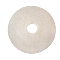 3M Economy Floor Pads 405mm White