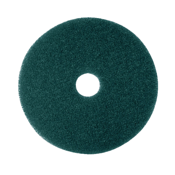 3M Economy 430mm Green Floor Pads (Pack of 5) 2ndGN17