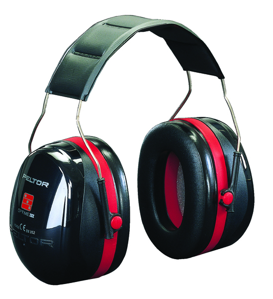 3M Optime III Headband Ear Defenders