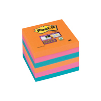 Post-it SuperSticky Note 76x76 Bora Bora P6 plus free of charge Magazine Subscription