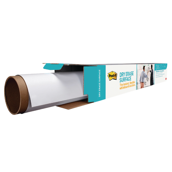 Post-it SS Dry Erase Roll 609 x 914mm
