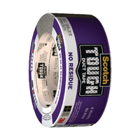Scotch® Tough Duct Tape 48mm x 18m Silver (Pack of 1) 2420-A