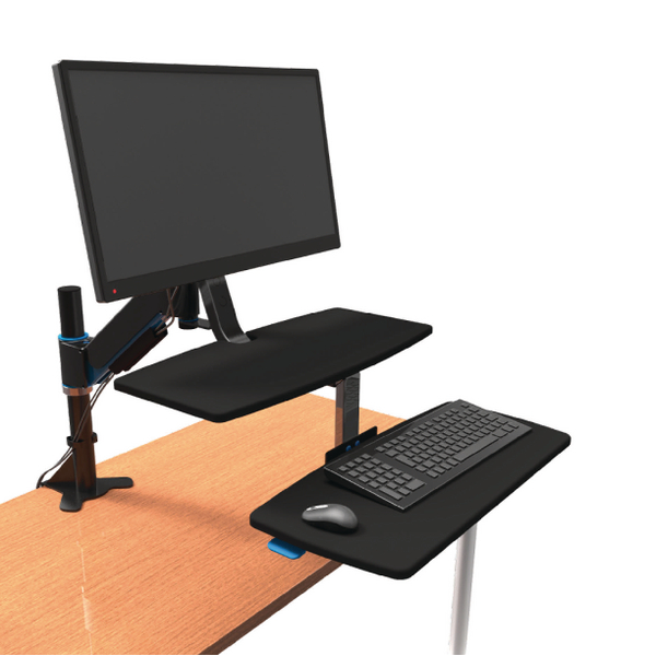 Kensington Sit/Stand Workstation (Pack of 1) K55792WW