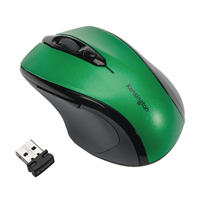 Kensington Green Pro Fit Wireless Mid-Size Mouse (Pack of 1) K72424WW