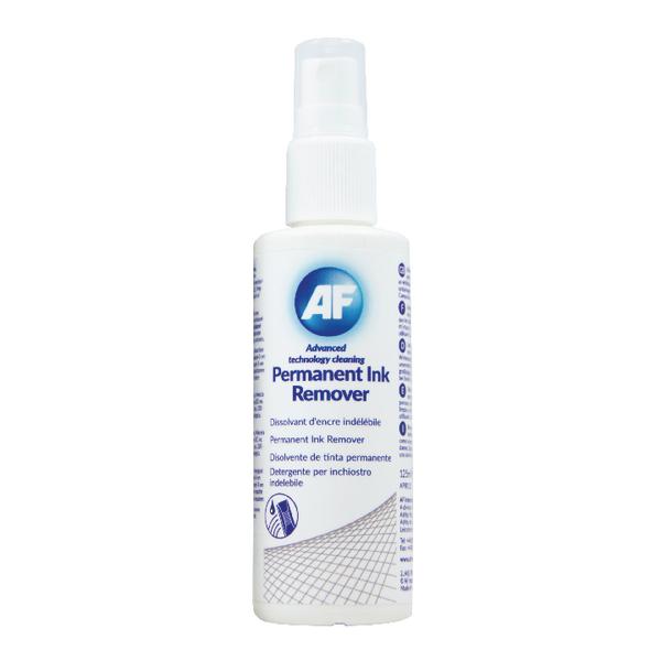 AF Permanent Ink Remover 125ml Pump Spray APIR125