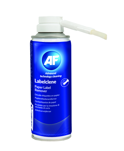 AF Labelclene Paper Label Remover 200ml ALCL200