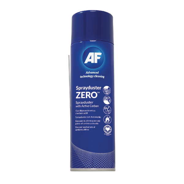 AF Sprayduster Zero Air Duster 322g (Pack of 1) SDZ200D