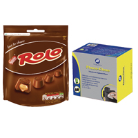 Image for AF Phone-Clene Telephone Hygiene Wipes (Pack of 100 with Free Rolos)