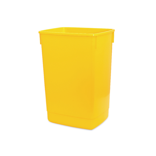 Addis Yellow 54 Litre Flip Top Bin Base 510901